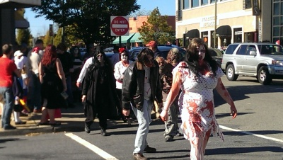 Annual Richmond Zombie Walk